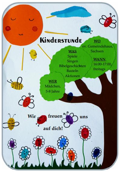 Information Kinderstunde